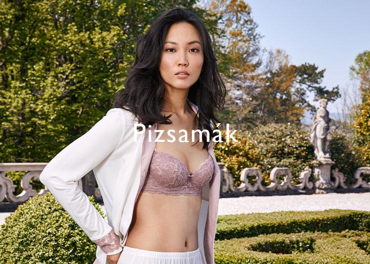 woman nightwear type pyjamas